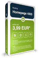 Homepage4000 Baukasten